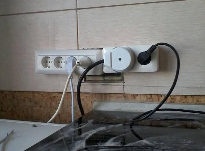 Установка встраиваемой электрической и газовой духовки своими руками