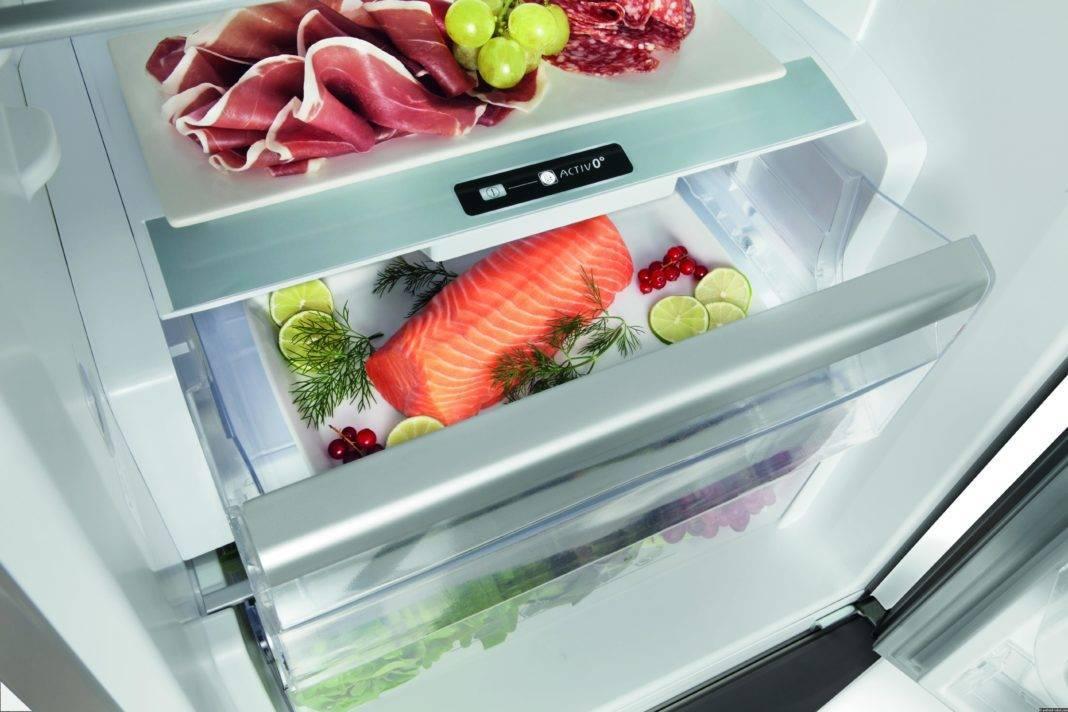 Зона свежести в холодильнике: что такое, зачем нужна