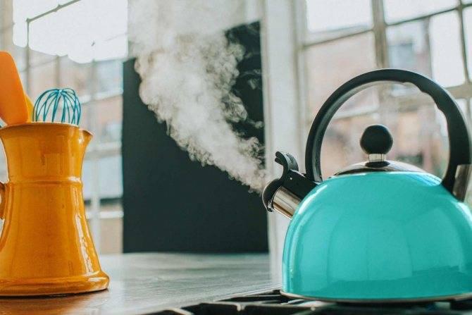 Как убрать запах из чайника: что делать. если чайник пахнет пластмассой