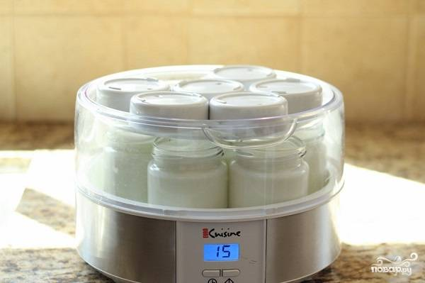 Жидкий йогурт - рецепты приготовления в домашних условиях