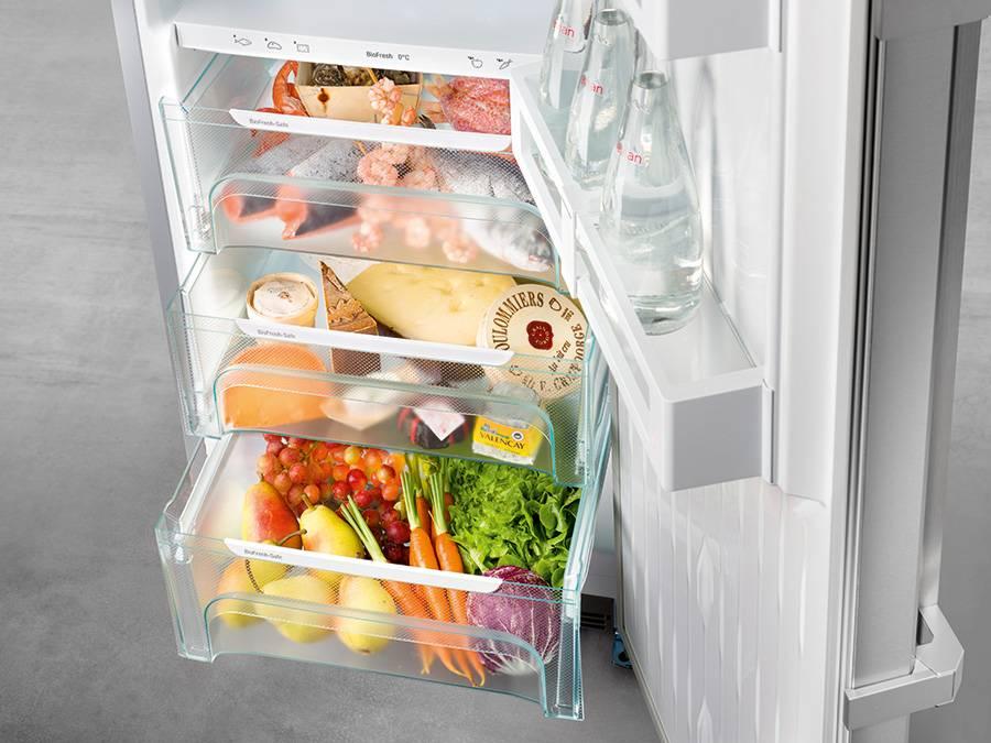 Food care zone в холодильнике что это