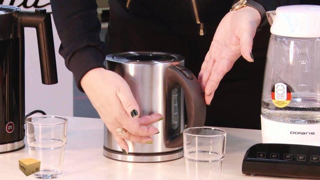 Несколько хитростей, как убрать неприятный запах из нового электрического чайника