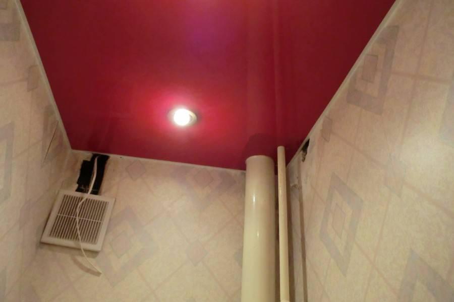 Как сделать отверстие в натяжном потолке? (7 фото)