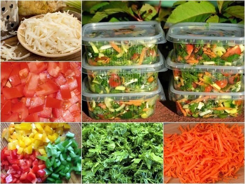 Какие овощи и фрукты можно замораживать в морозилке на зиму — как хранить в домашних условиях