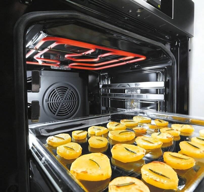 Конвекция в духовке - что это такое и зачем нужна