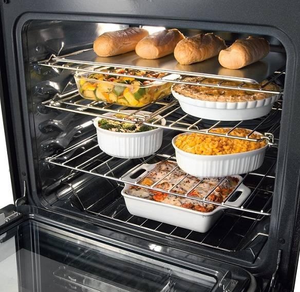 Конвекция в духовке: что это такое, особенности применения