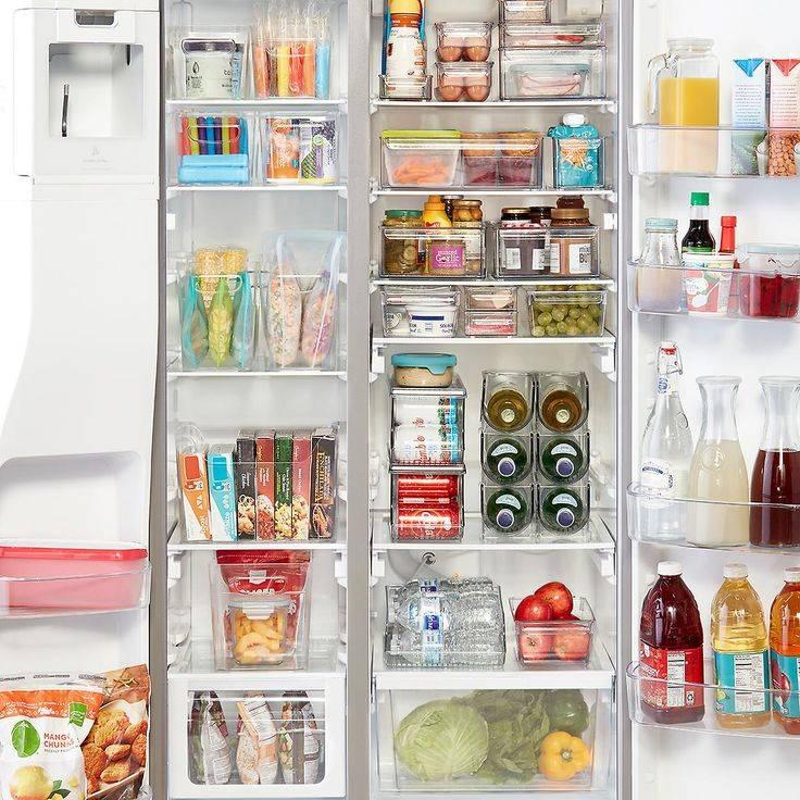 """Как быстро навести порядок в холодильнике / и легко поддерживать его – статья из рубрики """"как обустроить кухню"""" на food.ru"""