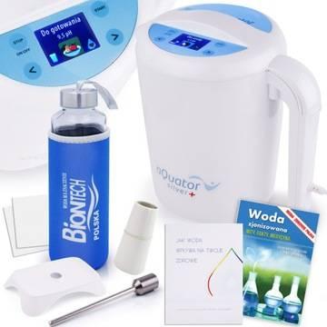 Серебряный ионизатор для очистки воды