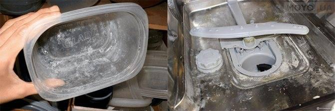Как отмыть мясорубку после посудомойки