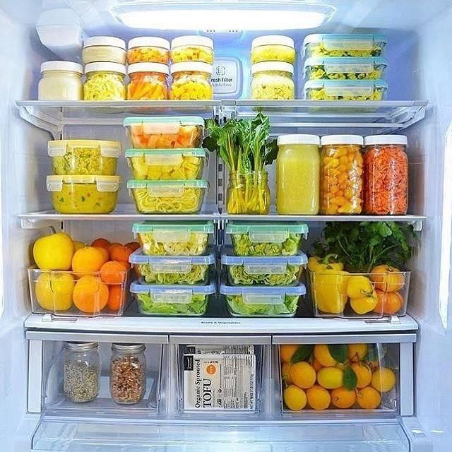 Продукты, которые всегда должны быть в холодильнике: советы эксперта