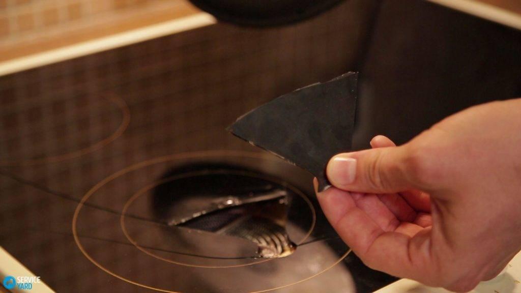 Чем и как мыть индукционную варочную панель и плиту