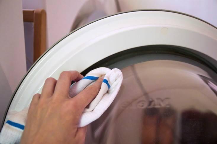 Плесень в стиральной машине – что делать