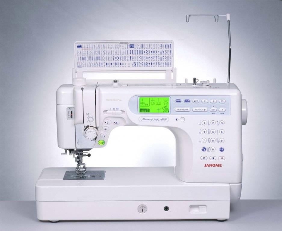 12 лучших швейных машин janome - рейтинг 2021