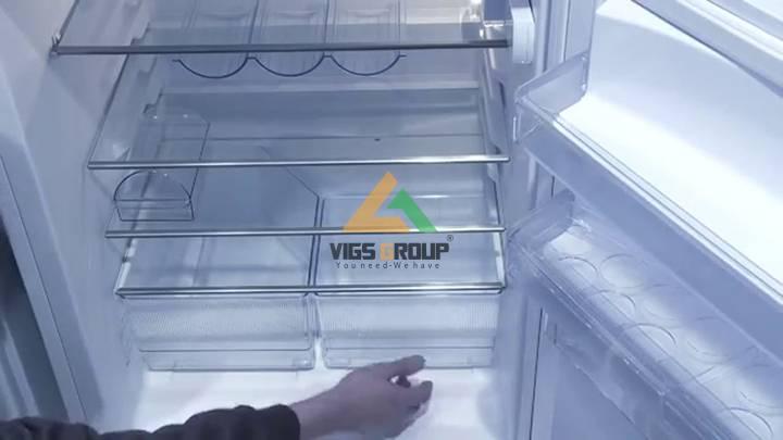 Как мыть холодильник No Frost (Ноу Фрост) — способы мытья и уход