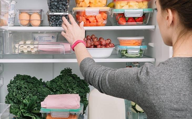 Порядок в холодильнике: идеи и лайфхаки