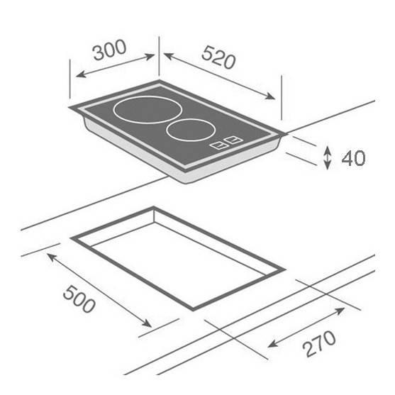 Варочная панель индукционная или стеклокерамика — что лучше для дома