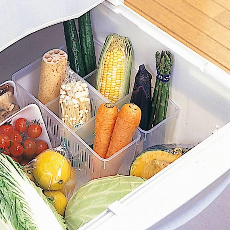 Как быстро навести порядок в холодильнике и легко поддерживать его