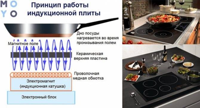Что лучше варочная панель или газовая плита — особенности и различия