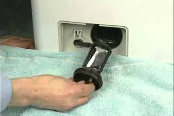 Как почистить сливной шланг в стиральной машине?