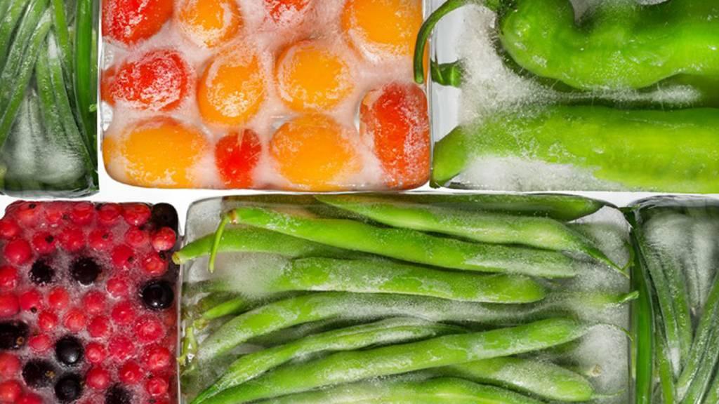 Правила заморозки овощей на зиму в домашних условиях: основные способы и рецепты витаминных смесей