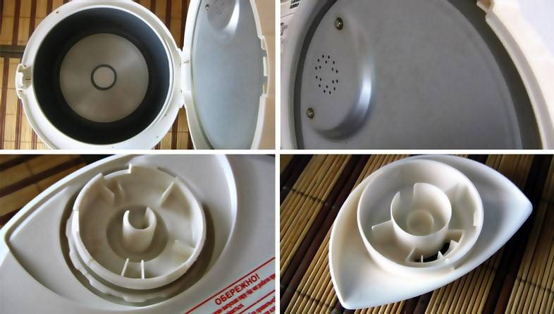 Как убрать запах из мультиварки редмонд с керамическим покрытием