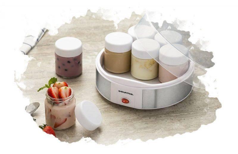 Домашний йогурт своими руками: рецепт
