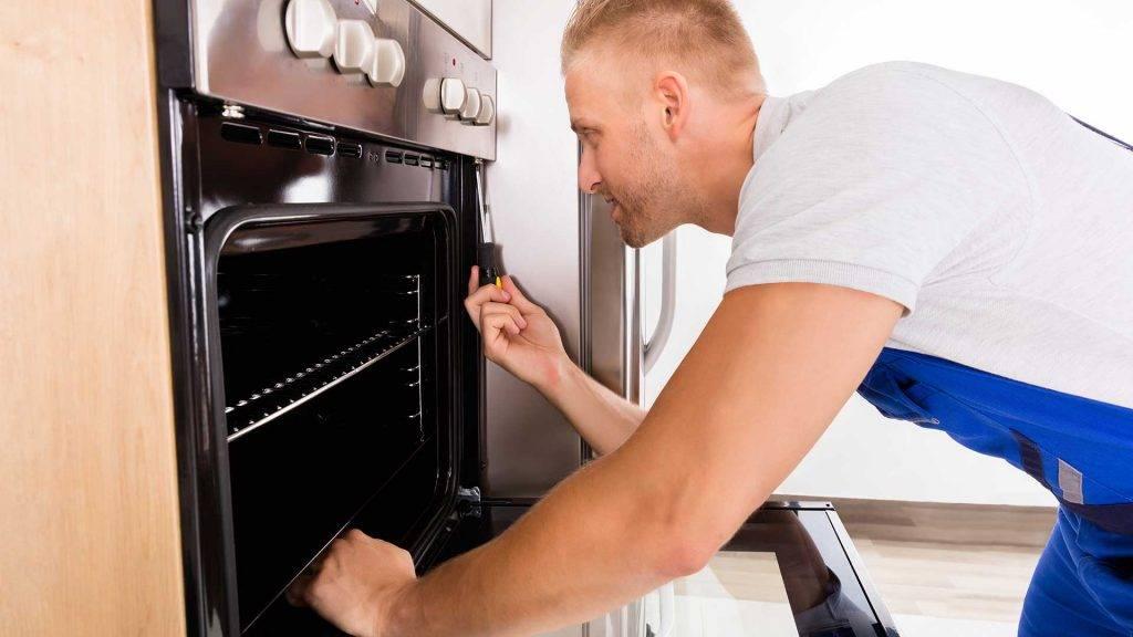 Не горит, тухнет духовка газовой плиты - 13 причин почему | рембыттех