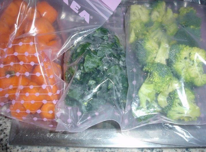Заморозка овощей на зиму в домашних условиях: какие можно, рецепты с фото