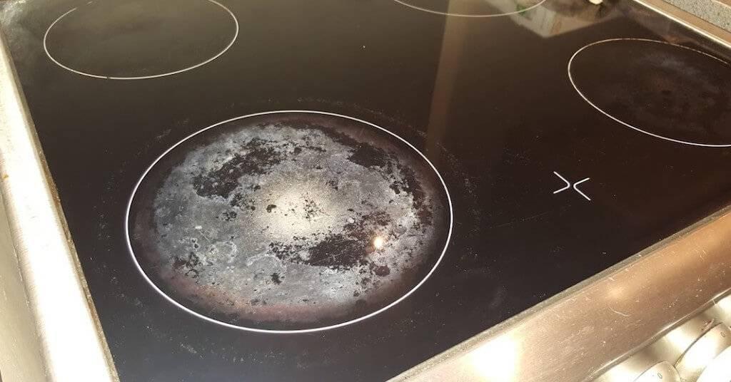 Как чистить и чем отмыть индукционную плиту и варочную панель