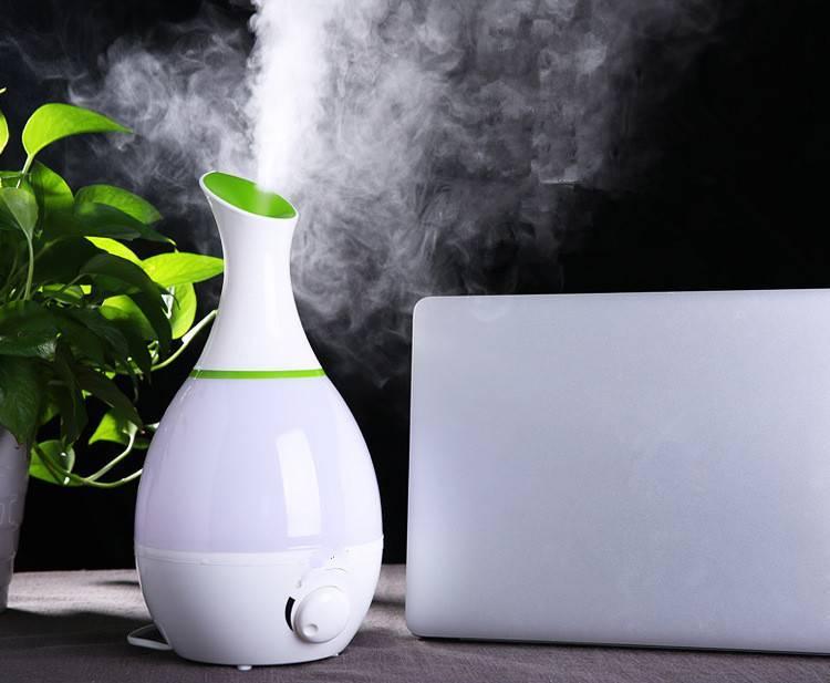 Принцип работы увлажнителя воздуха: типы работы, виды техники